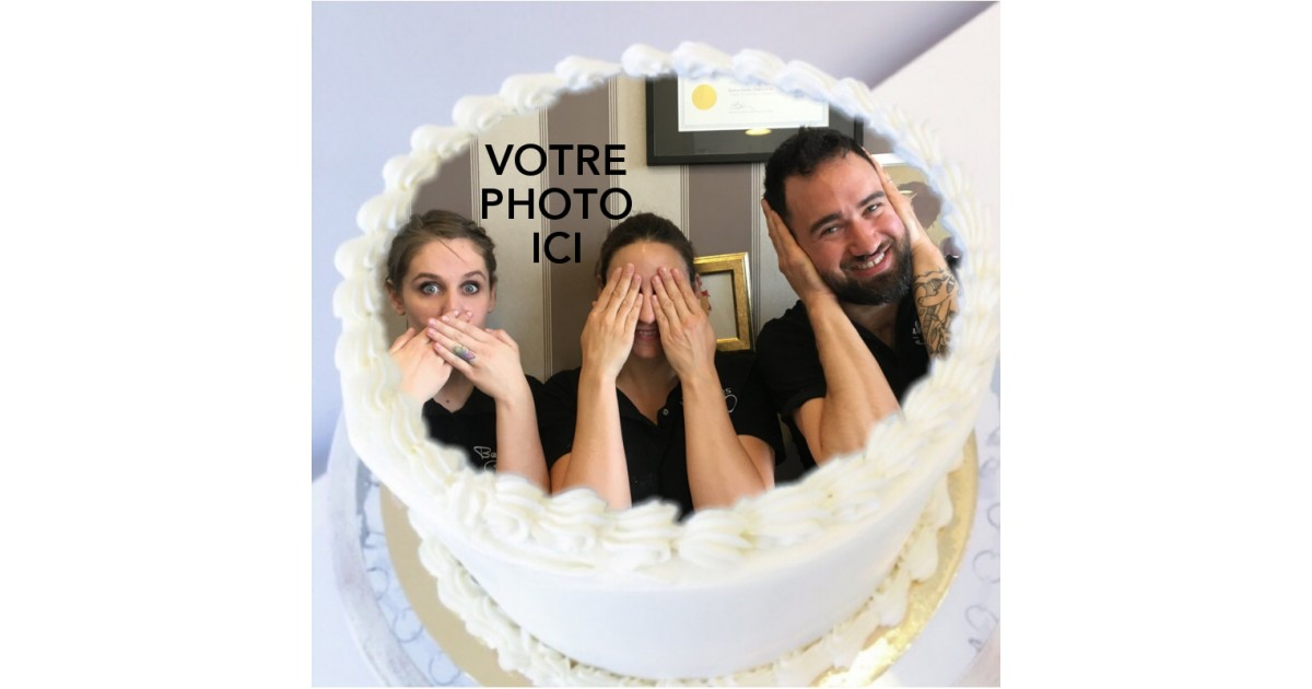 Red Velvet Gâteau Photo