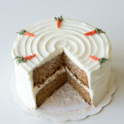 Carrot Cake // 6 parts